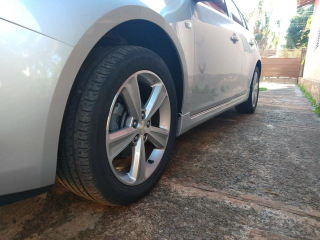 Chevrolet Cruze 2016 - Prata 15.000km - Foto 4