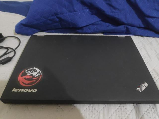 Vendo notebook Lenovo modelo Thinkpad, core5, 8gb de ram, ssd 240 gb, Windows 7 original