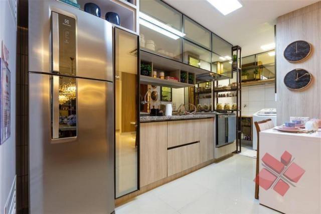 Apartamento com 2 ou 3 Quartos, 63 e 76 m² - Setor Pedro Ludovico - Goiânia/GO - Foto 5