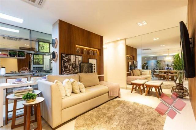 Apartamento com 2 ou 3 Quartos, 63 e 76 m² - Setor Pedro Ludovico - Goiânia/GO - Foto 17