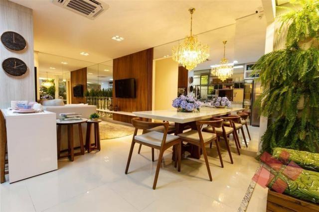 Apartamento com 2 ou 3 Quartos, 63 e 76 m² - Setor Pedro Ludovico - Goiânia/GO - Foto 4