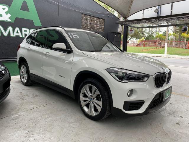 BMW X1 2016/2016 2.0 16V TURBO GASOLINA SDRIVE20I GP 4P AUTOMÁTICO