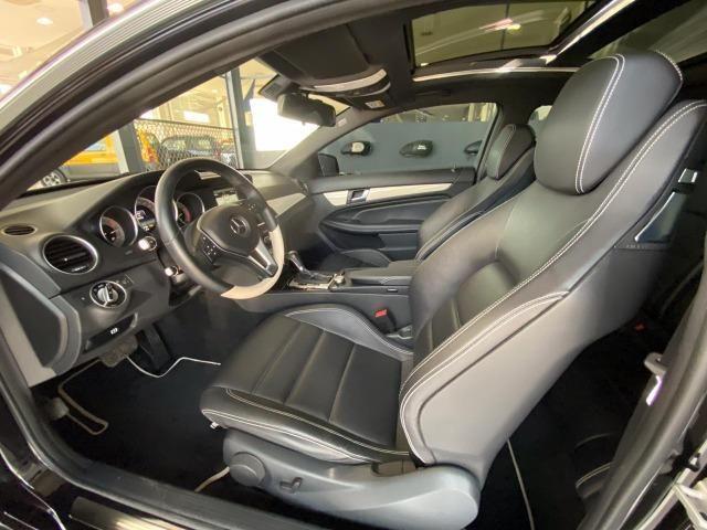 Mercedes C180 Coupe CGI 1.8 Tb 2.0 Aut 2015/2015 - Foto 7
