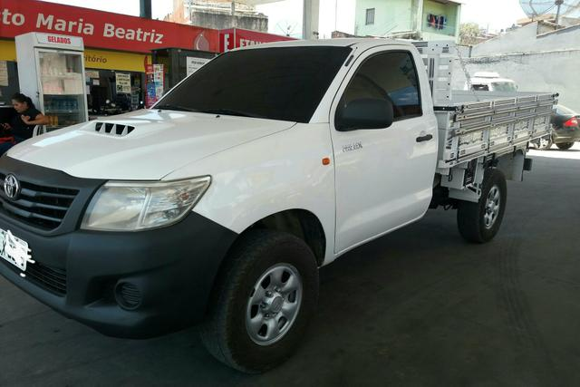 Toyota hilux cabine simples - Foto 2