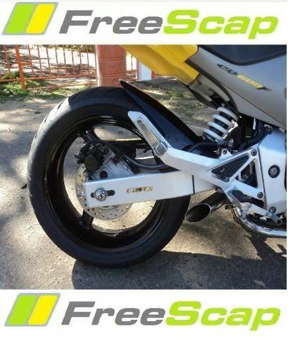 Escapamentos ponteira para todas as motos em inox fabricação própria - Foto 9