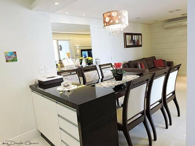 Apartamento 2 dormitórios 90 m² Jd. Aquarius - Foto 2