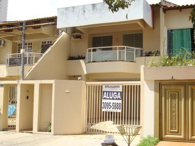 Casa para alugar com 4 dormitórios em Jardim américa, Goiânia cod:493
