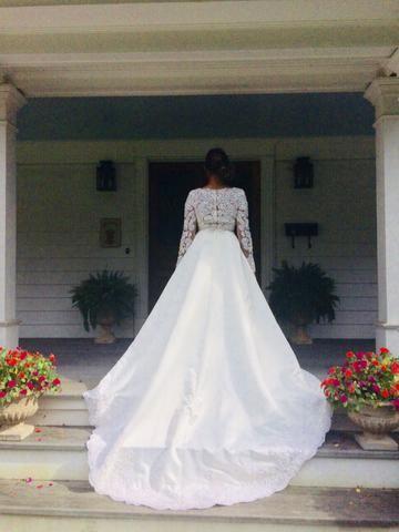 f649c7df9 Vestido de Noiva Importado - Aberta a ofertas - Roupas e calçados ...