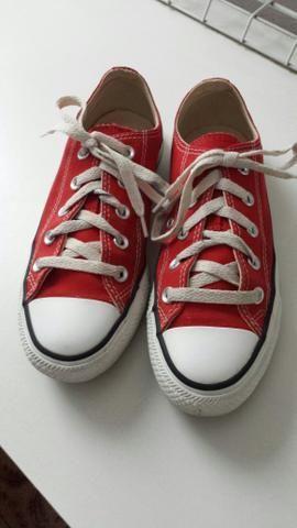6c9012a470 Tenis All Star vermelho. - Roupas e calçados - Centro, São Caetano ...