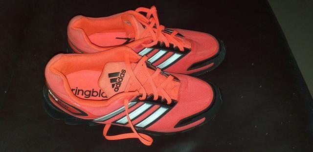 4fcd798a39 Vendo tênis adidas springblade original - Roupas e calçados - São ...