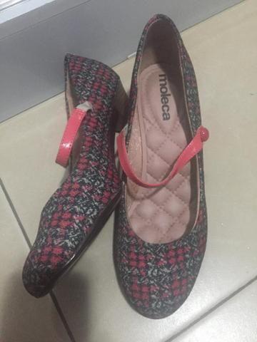 be5192a0d8 Sapato moleca original promoção - Roupas e calçados - Tatuapé