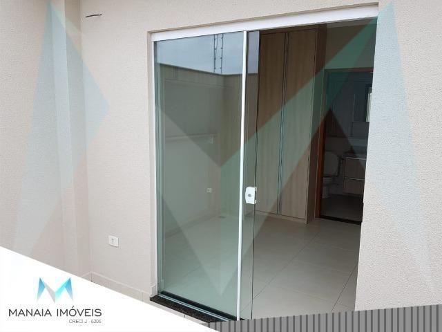 3 qts (1ste) - Casa nova - Próx. Arcindo Sardo - Foto 19