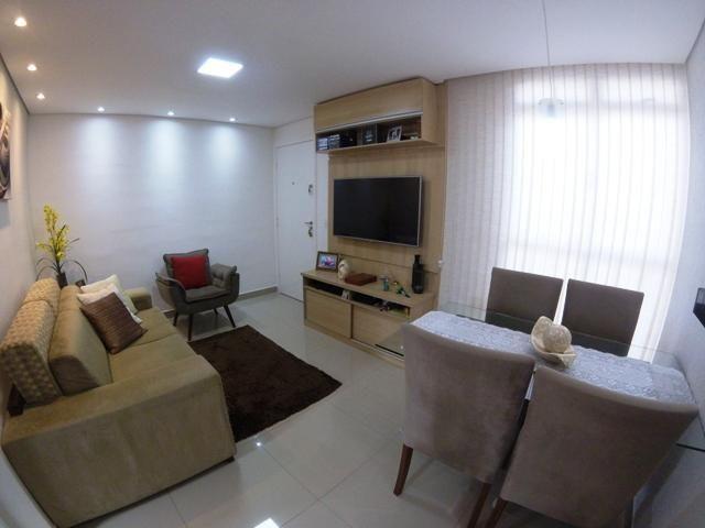 Apartamento de 02 quartos a venda no cinquentenário!
