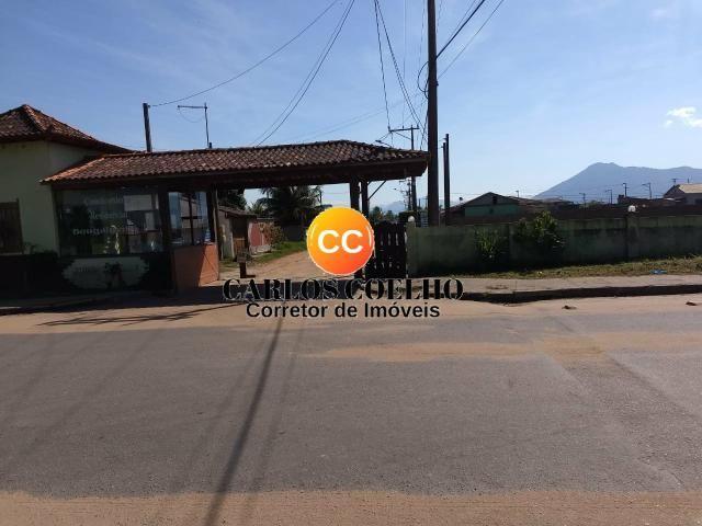 MkCód: 19Terreno no Condomínio Bougainville II em Unamar - Tamoios - Cabo Frio/RJ
