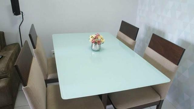 Adesivo pra mesa de vidro - tipo laque - Foto 2