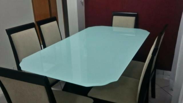 Adesivo pra mesa de vidro - tipo laque - Foto 3