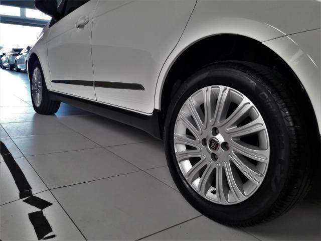 Grand siena essence 1.6 ano 2015 placa i completo roda de liga e som - Foto 18