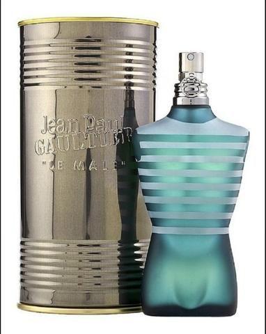5 x R$: 73,80 Perfume Importado Masculino Jean Paul Gaultier Le Male 125ml