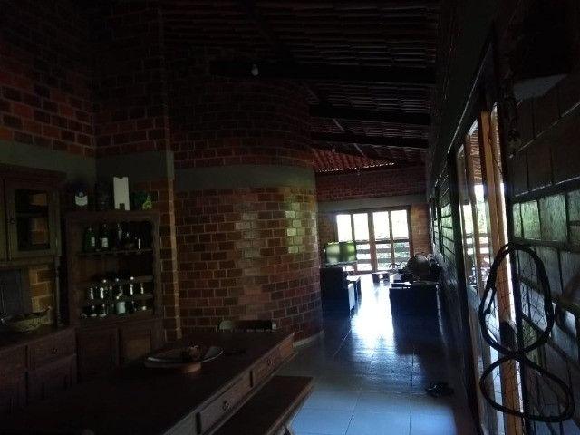 Casa rústica com mirante, em condomínio de Aldeia - Foto 8