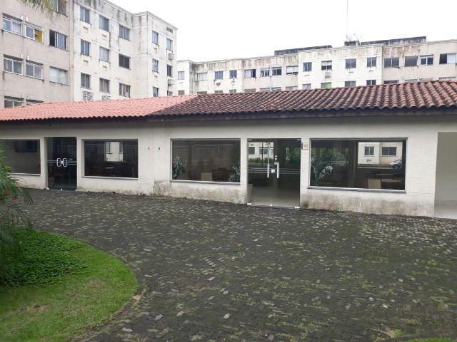 Vargem Pequena, alugo apartamento 3 quartos térreo Condomínio Reserva da Praia - Foto 4