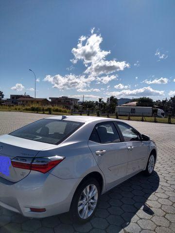 Corolla XEI 2017/2018 - 27801 KM rodado - Único Dono - Foto 5
