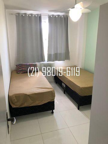 Oportunidade: Apartamento no Camorim, 3 quartos, vista livre, só 330mil, financia - Foto 11