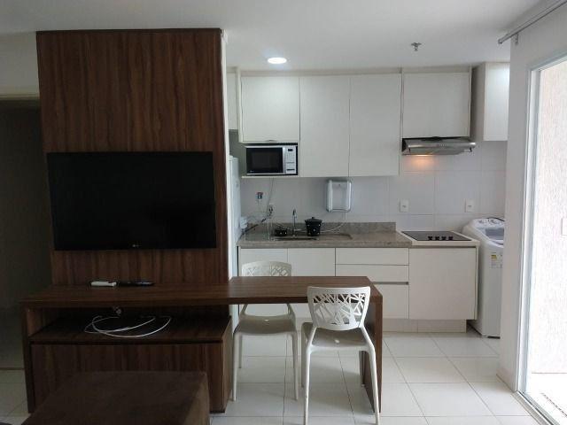 Apartamento de 2 quartos - 100% mobiliado - Jardim Goiás ? Metropolitan - Foto 3