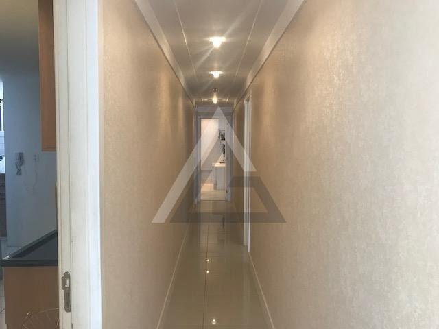 Apartamento mobiliado, nascente, andar alto 4 quartos em Patamares/Salvador-BA - Foto 9