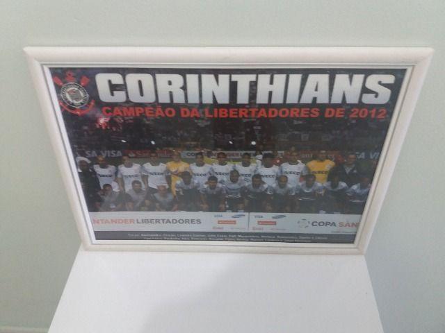 Quadro Corinthians - Foto 2