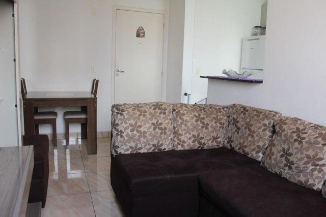 Apartamento com 48 m², 2 quartos no Spazio Mirassol, Mogilar - Mogi das Cruzes