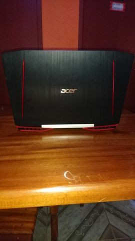 Notebook Acer Aspire VX5-591G-78BF Core i7-7700HQ