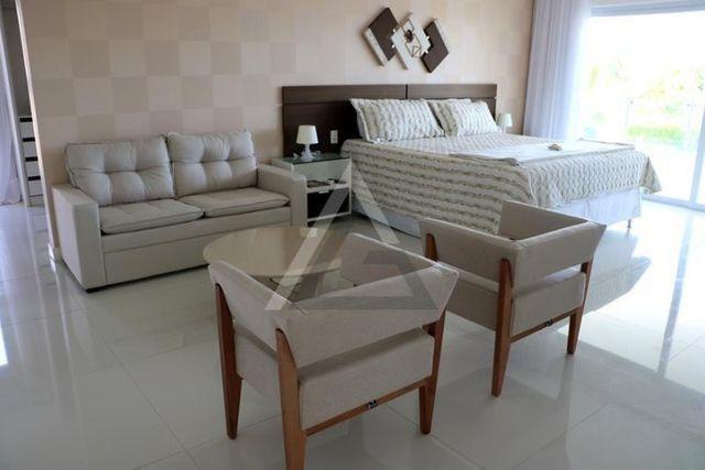 Casa de luxo mobiliada 6 quartos em Guarajuba/Camaçari-BA - Foto 13