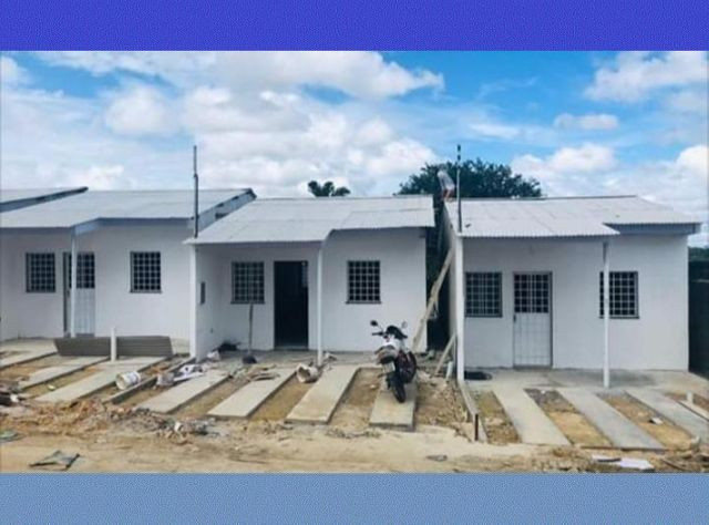 Casa Nova No Alfredo Nascimento Px Musa Pronta Pra Morar 2qrt Ac Carro qladt zqaux - Foto 5