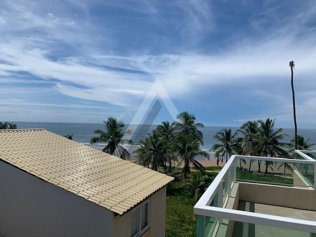 Cobertura vista para o mar 2 suítes em condomínio na Praia do Flamengo - Foto 14