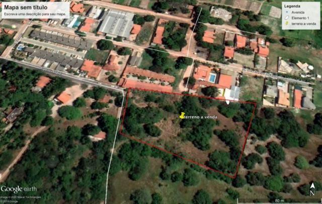 Terreno à venda, 9032 m² por R$ 2.100.000 - Lagoa Redonda - Fortaleza/CE - Foto 3