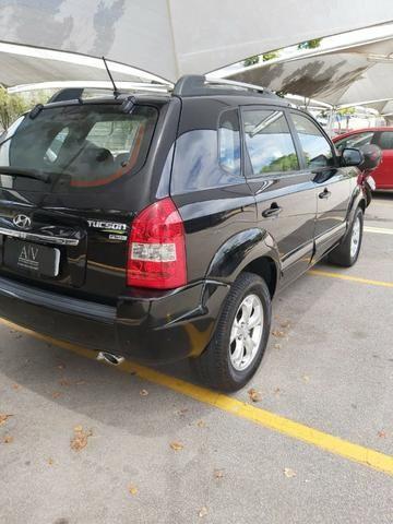 Hyundai Tucson GLS 2.0 16V Flex AUT 2014 - Foto 6