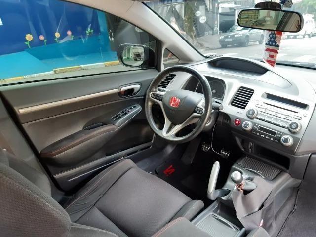 Honda Civic 1.8 Lxs Flex Aut. 4p - Foto 3