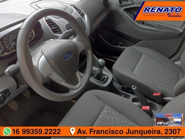 Ford Ka 1.0 SE Plus - 2016 - Foto 8