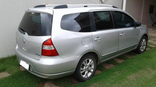 Nissan Grand Livina 1.8 Flex 2013 ( 7 lugares )