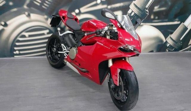 Ducati 1199 panigale 2015 vermelho - Foto 4