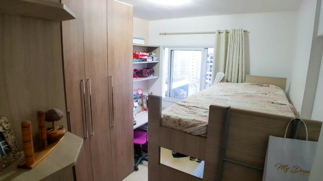 2 quartos com suíte no Parque das Castanheiras, vista privilegiada - Foto 4