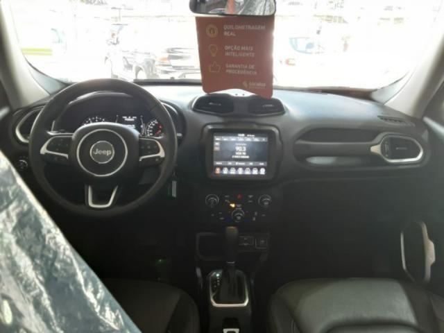 RENEGADE 2018/2019 1.8 16V FLEX LONGITUDE 4P AUTOMÁTICO - Foto 9