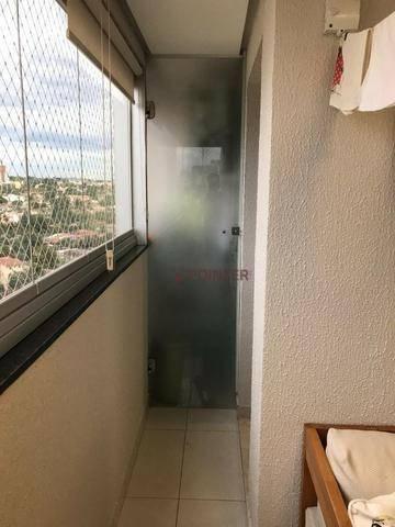 Apartamento com 3 dormitórios à venda, 84 m² - Jardim Goiás - Goiânia/GO - Foto 20