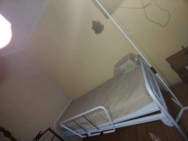 Cama reclinável com protetor e colchão massageador - Foto 3