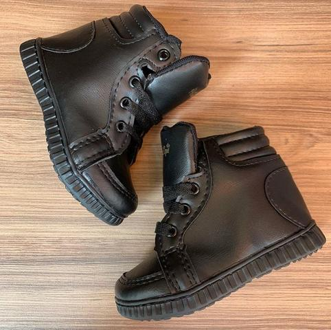 Lote de sapato masculino Tam 21