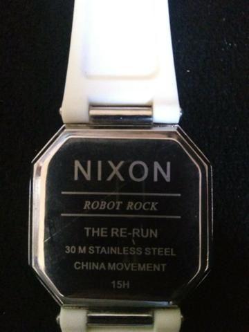 Relogio nixon digital usado - Foto 2