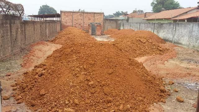 Encascalhamento de terrenos venda de materiais