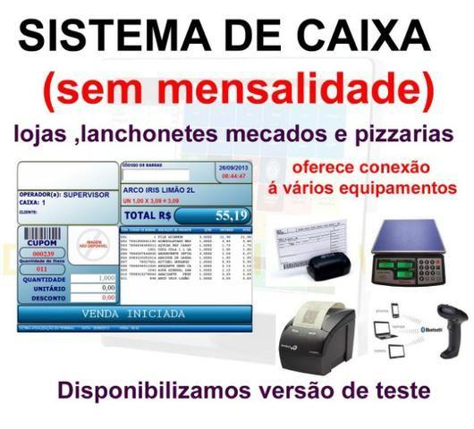 Super Promoção :Sistema sem mensalidades para lojas e pizzarias e comércio em geral