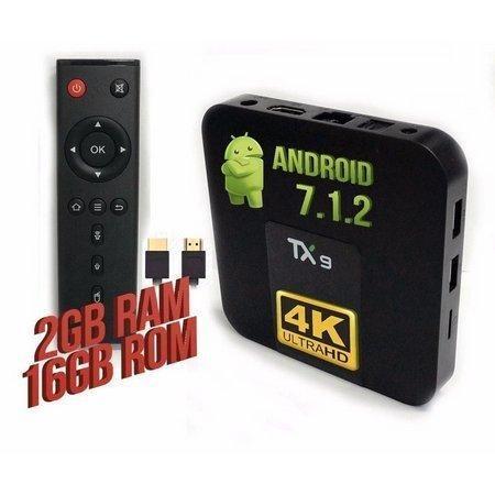 TV Box TX9 Ultra HD (2G RAM, 16 ROM) ??