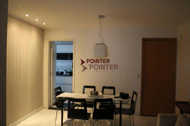 Apartamento 03 Quartos Vila Alpes Goiânia - Go. - Foto 2